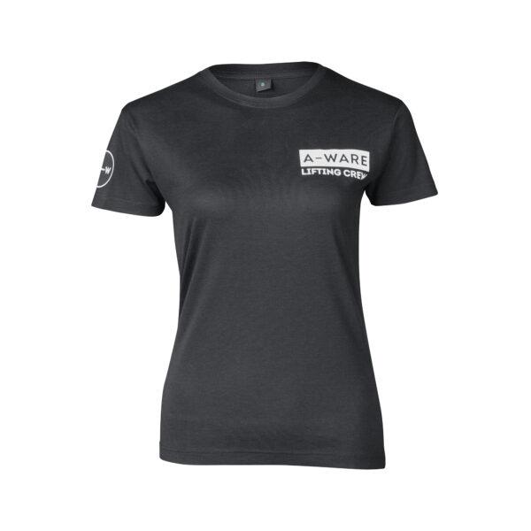 Lifting Crew T-Shirt Frauen