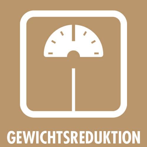 Gewichtsreduktion Kachel