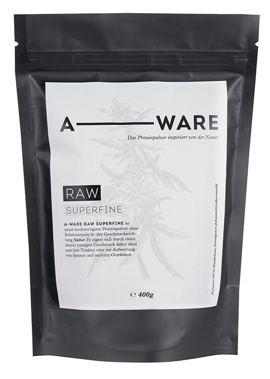 Raw Hanfprotein