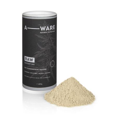 RAW Bio-Hanfprotein 50%